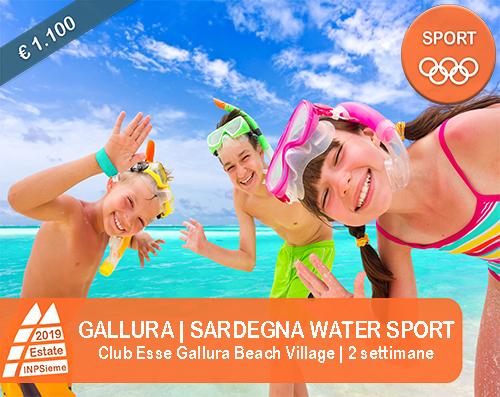 Gallura Sardegna inpsieme 2019 Sale Scuola Viaggi
