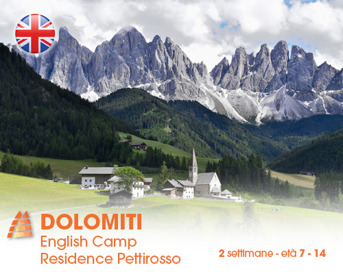 DOLOMITI English Camp PETT_2020