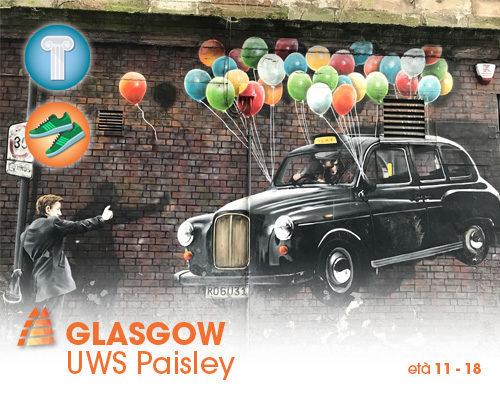 Glasgow UWS PAISLEY_2020